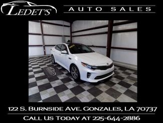 2016 Kia Optima SX Turbo - Ledet's Auto Sales Gonzales_state_zip in Gonzales
