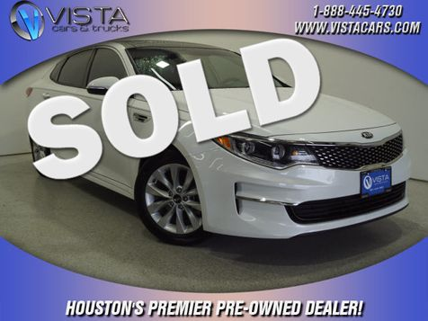 2016 Kia Optima EX in Houston, Texas