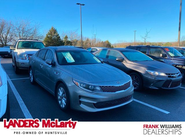 2016 Kia Optima EX | Huntsville, Alabama | Landers Mclarty DCJ & Subaru in  Alabama