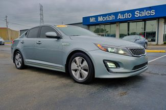 2016 Kia Optima Hybrid EX in Memphis, Tennessee 38115
