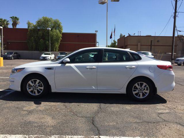 2016 Kia Optima LX FULL MANUFACTURER WARRANTY Mesa, Arizona 1