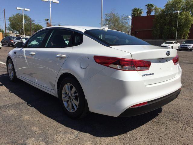 2016 Kia Optima LX FULL MANUFACTURER WARRANTY Mesa, Arizona 2