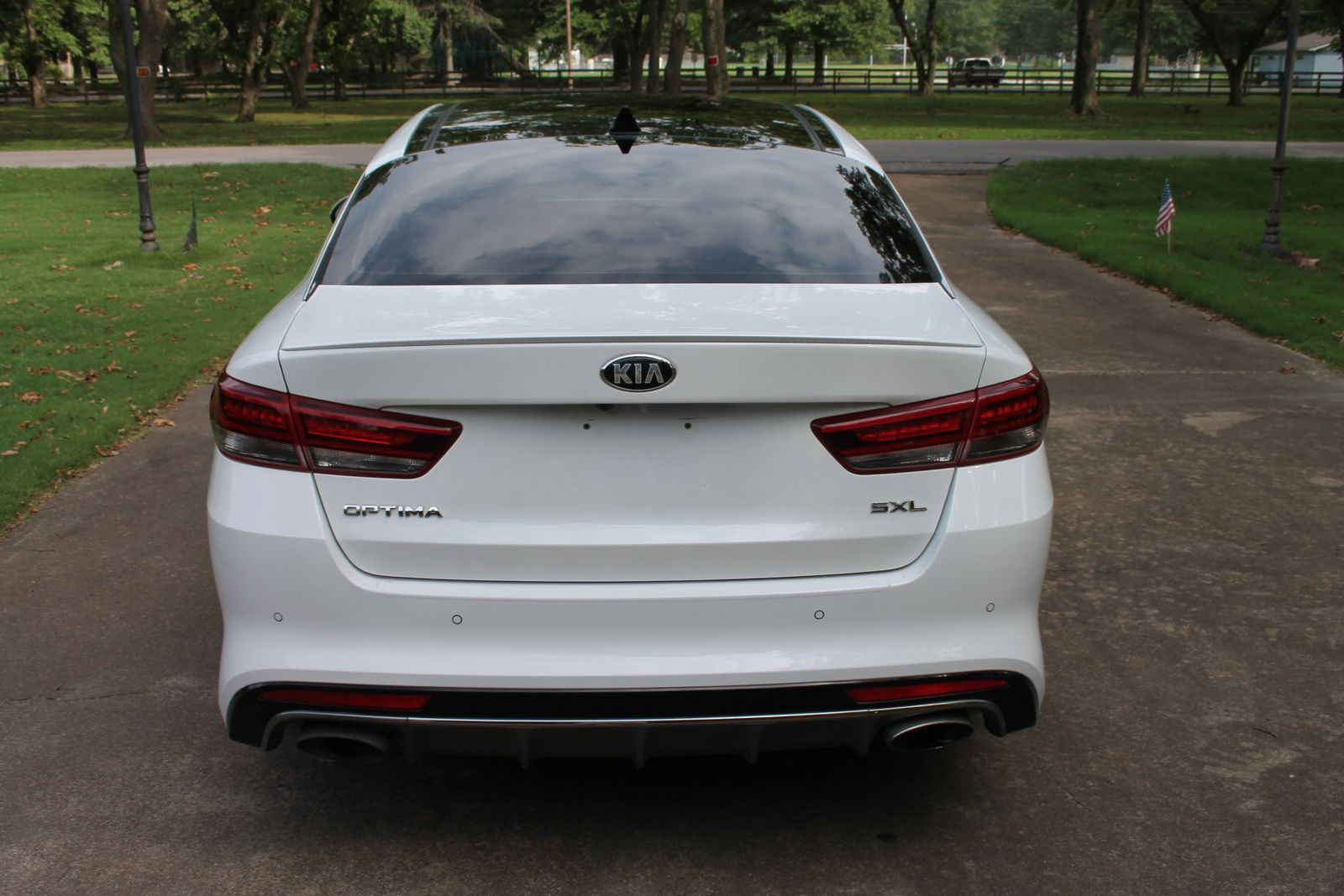 2016 Kia Optima Sxl Turbo Price Used Cars Memphis Hallum Motors Rear View Camera Citystatezip In Marion