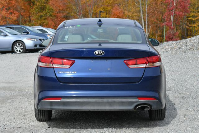 2016 Kia Optima LX Naugatuck, Connecticut 4