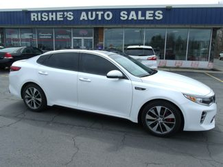 2016 Kia Optima SX Turbo | Rishe's Import Center in Ogdensburg  NY