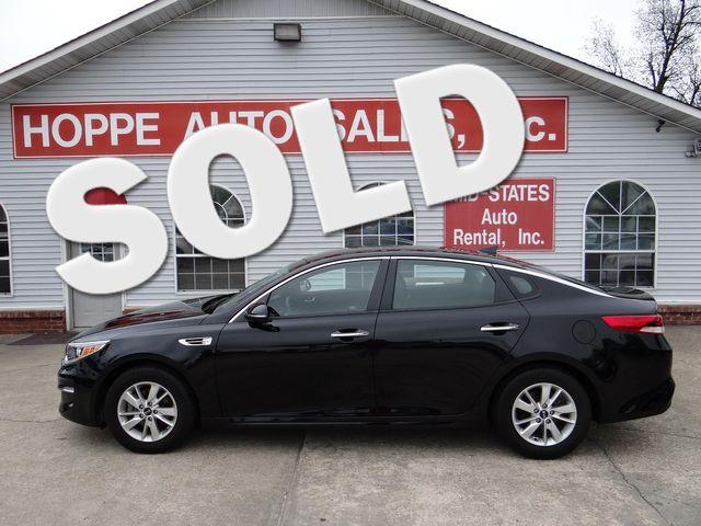2016 Kia Optima LX | Paragould, Arkansas | Hoppe Auto Sales, Inc. in  Arkansas