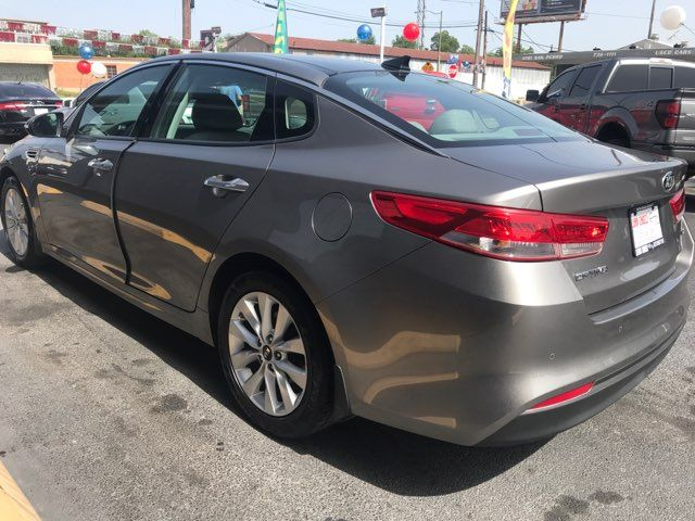 2016 Kia Optima EX in San Antonio, TX 78212