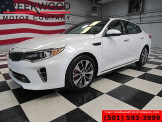 2016 Kia Optima SXL Turbo White New Tires Leather Nav Sunroof NICE in Searcy, AR 72143