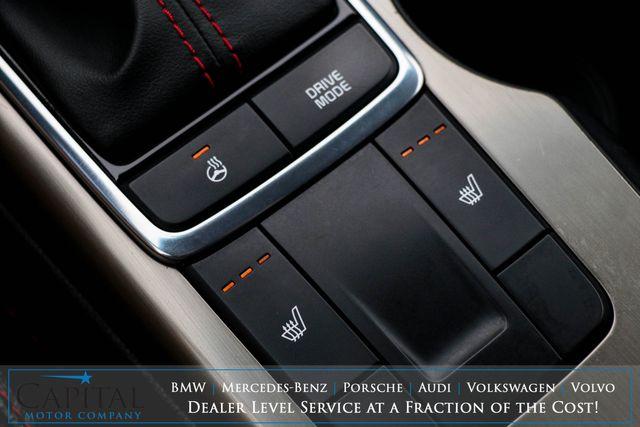 2016 Kia Optima SX Turbo Sport Sedan w/Nav, Backup Cam, Heated Seats/Steering Wheel & Gets 32 MPG in Eau Claire, Wisconsin 54703
