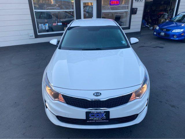 2016 Kia Optima LX in Tacoma, WA 98409