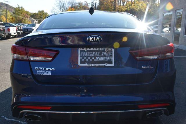 2016 Kia Optima SXL Turbo Waterbury, Connecticut 6