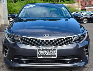 2016 Kia Optima SX Turbo Waterbury, Connecticut 9