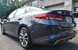 2016 Kia Optima SX Turbo Waterbury, Connecticut 4