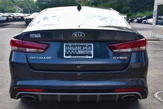 2016 Kia Optima SX Turbo Waterbury, Connecticut 5