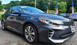 2016 Kia Optima SX Turbo Waterbury, Connecticut 8