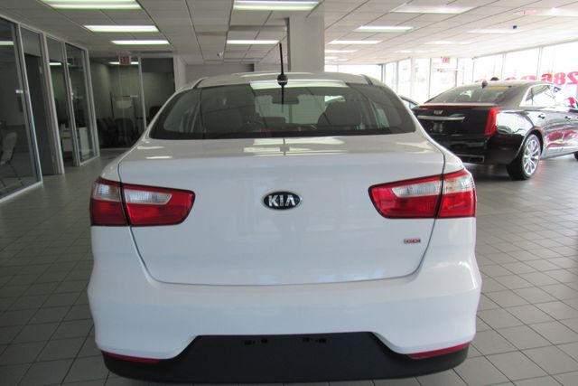 2016 Kia Rio LX Chicago, Illinois 4