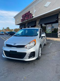 2016 Kia Rio LX | Hot Springs, AR | Central Auto Sales in Hot Springs AR