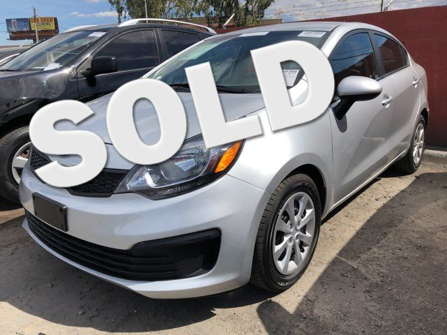 2016 Kia Rio LX CAR PROS AUTO CENTER (702) 405-9905 Las Vegas, Nevada
