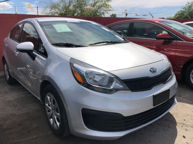 2016 Kia Rio LX CAR PROS AUTO CENTER (702) 405-9905 Las Vegas, Nevada 1