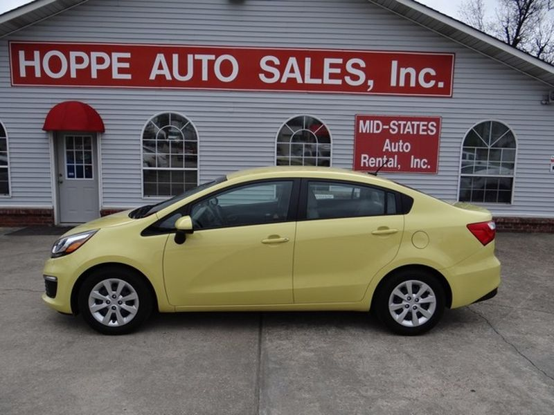 2016 Kia Rio LX | Paragould, Arkansas | Hoppe Auto Sales, Inc. in Paragould Arkansas