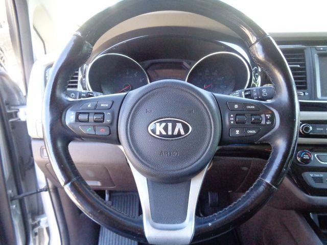 2016 Kia Sedona SX-L in Houston, TX 77075