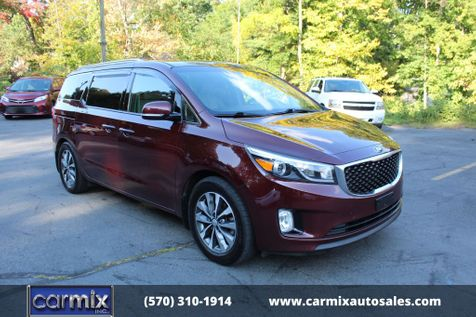 2016 Kia Sedona SX in Shavertown