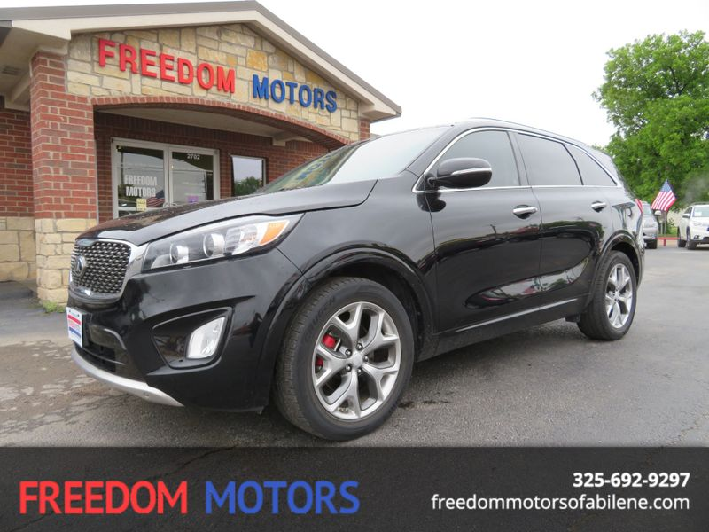 2016 Kia Sorento SX | Abilene, Texas | Freedom Motors  in Abilene Texas