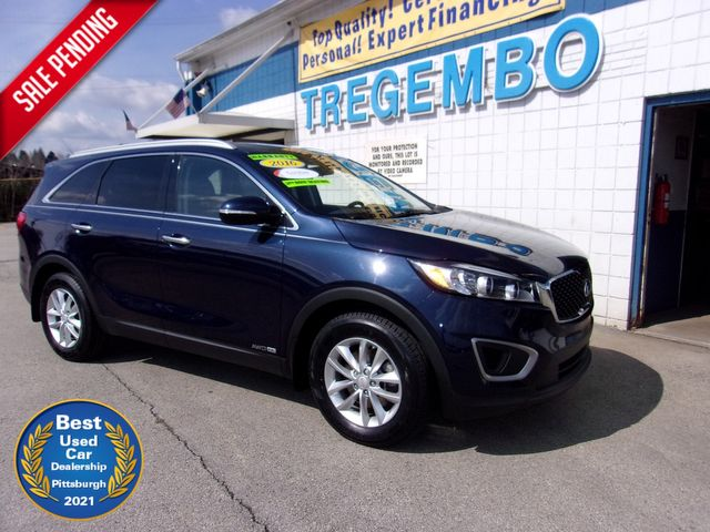 2016 Kia Sorento AWD LX in Bentleyville, Pennsylvania 15314