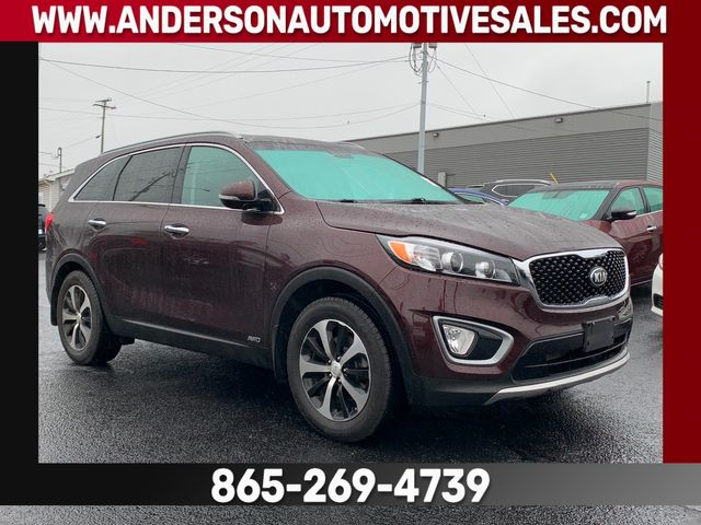 2016 Kia Sorento EX in Clinton, TN 37716