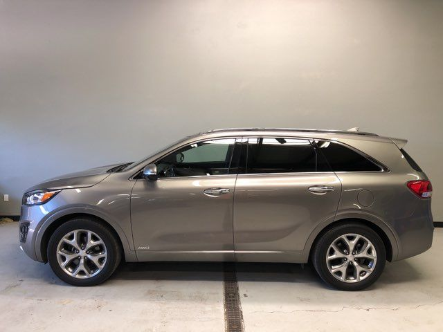 2016 Kia Sorento SX Limited Turbo AWD