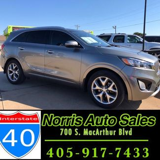 2016 Kia Sorento SX in Oklahoma City OK