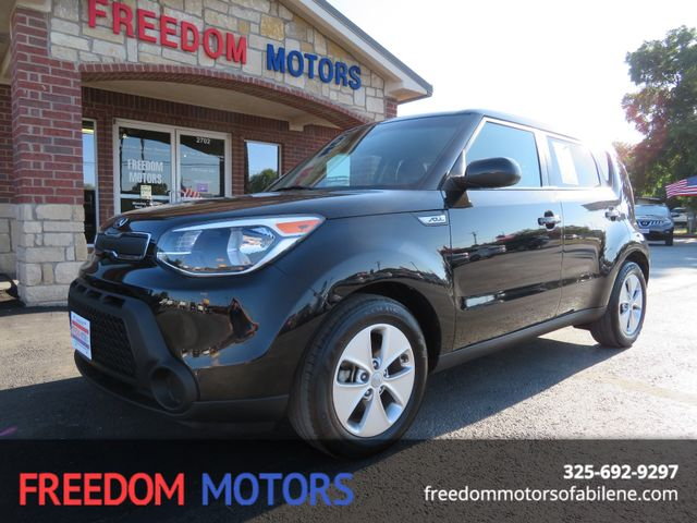 2016 Kia Soul in Abilene Texas