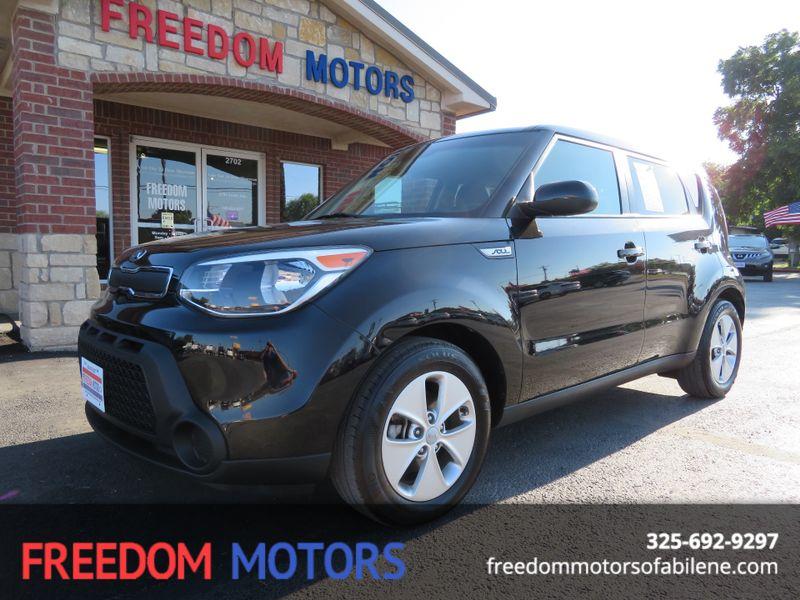 2016 Kia Soul  | Abilene, Texas | Freedom Motors  in Abilene Texas