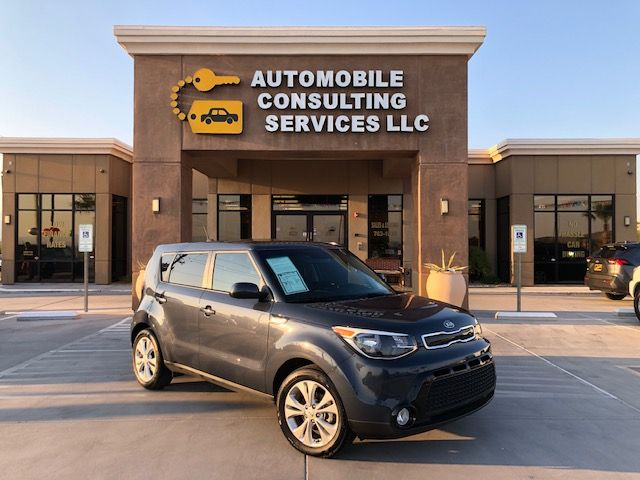 2016 Kia Soul + in Bullhead City, AZ 86442-6452