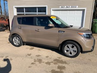 2016 Kia Soul Base in Clinton, IA 52732