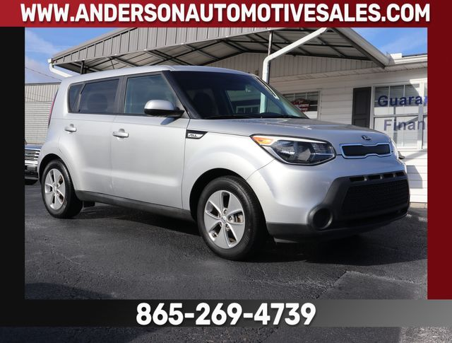 2016 Kia Soul Base in Clinton, TN 37716