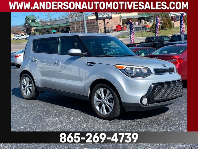 2016 Kia Soul + in Clinton, TN 37716