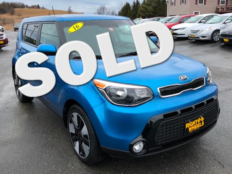 2016 Kia Soul + in Derby, Vermont
