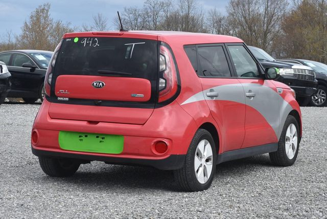 2016 Kia Soul EV Naugatuck, Connecticut 4