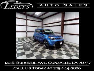 2016 Kia Soul + - Ledet's Auto Sales Gonzales_state_zip in Gonzales