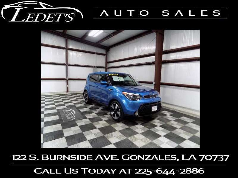 2016 Kia Soul + - Ledet's Auto Sales Gonzales_state_zip in Gonzales Louisiana