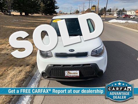 2016 Kia Soul 4d Hatchback 6spd in Great Falls, MT