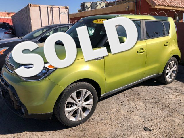 2016 Kia Soul + CAR PROS AUTO CENTER (702) 405-9905 Las Vegas, Nevada