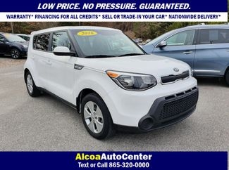 2016 Kia Soul 6-Speed w/Keyless Remote in Louisville, TN 37777
