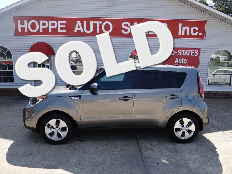 2016 Kia Soul Base | Paragould, Arkansas | Hoppe Auto Sales, Inc. in Paragould Arkansas