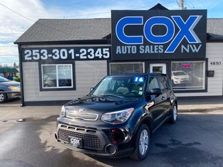 2016 Kia Soul Base in Tacoma, WA 98409