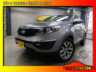 2016 Kia Sportage LX in Airport Motor Mile ( Metro Knoxville ), TN 37777