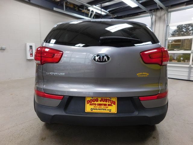 2016 Kia Sportage LX in Airport Motor Mile ( Metro Knoxville ), TN 37777