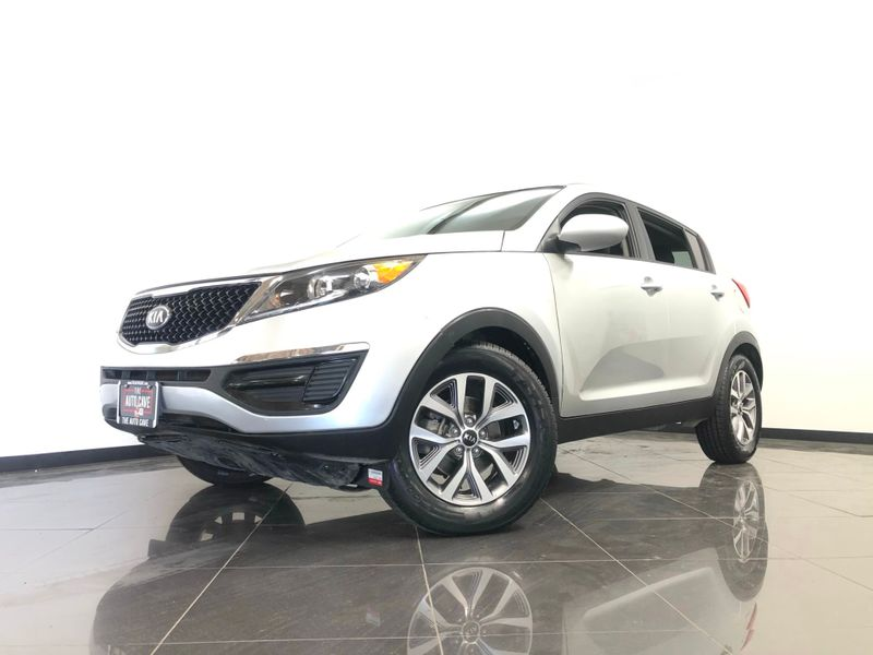 2016 Kia Sportage *Easy In-House Payments* | The Auto Cave in Dallas