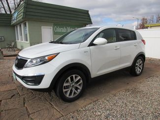 2016 Kia Sportage LX in Fort Collins CO, 80524